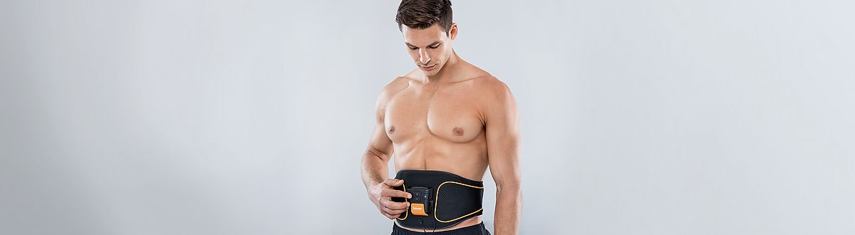 abdominal toning belts by beurer