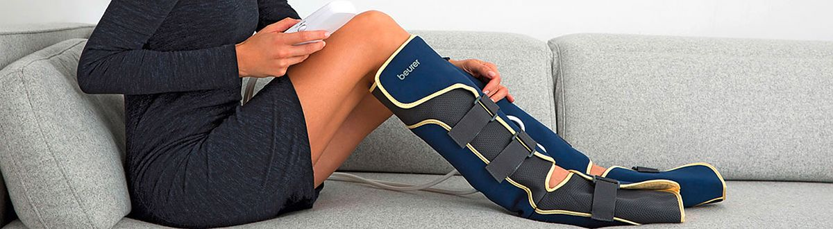 Beurer leg compression massager