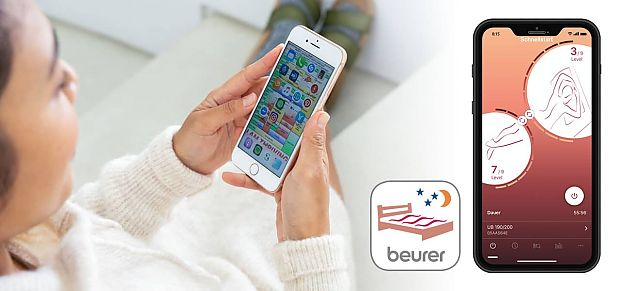 Application Beurer CosyNight