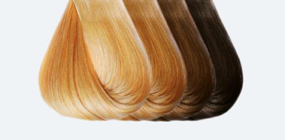 Haarfarbe Typbestimmung