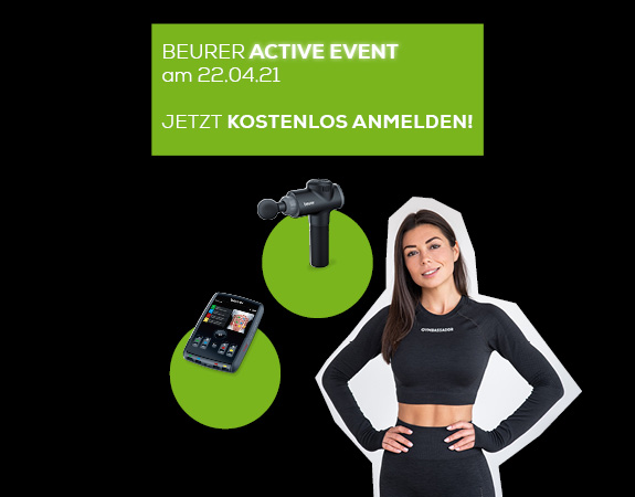 Beurer Active Event 2021